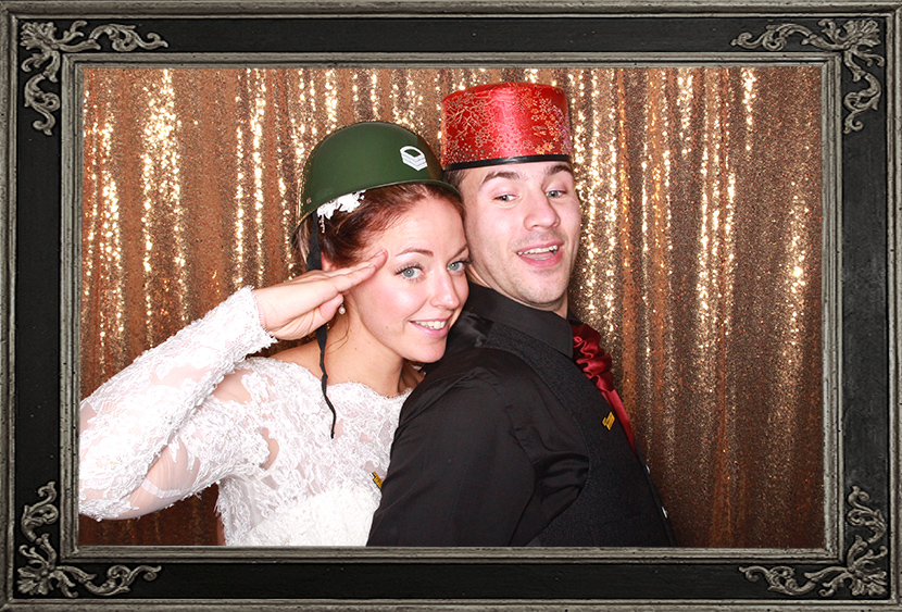 photo booth review of Wedding Dundee Scotland Odd Box