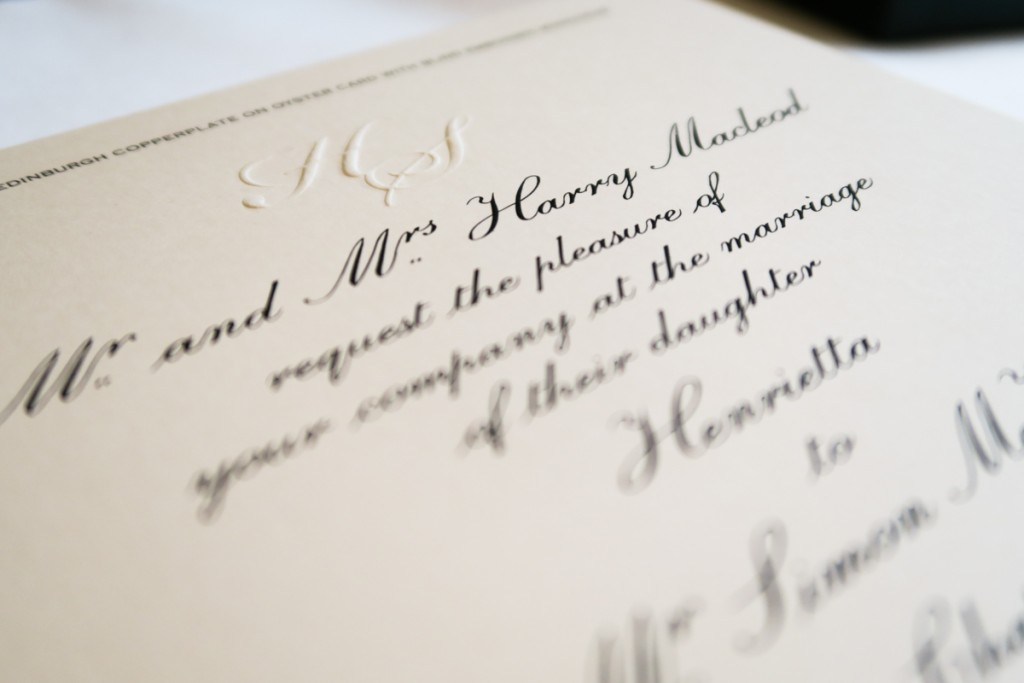 Kinross House Wedding Showcase Piccolo Press