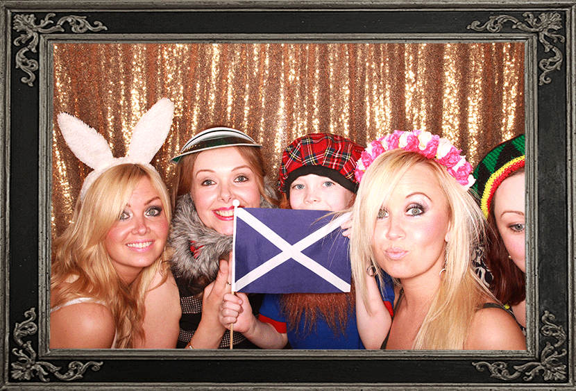 Photo Booth Stirling Review Odd Box Grangemouth Golf Club Birthday Party