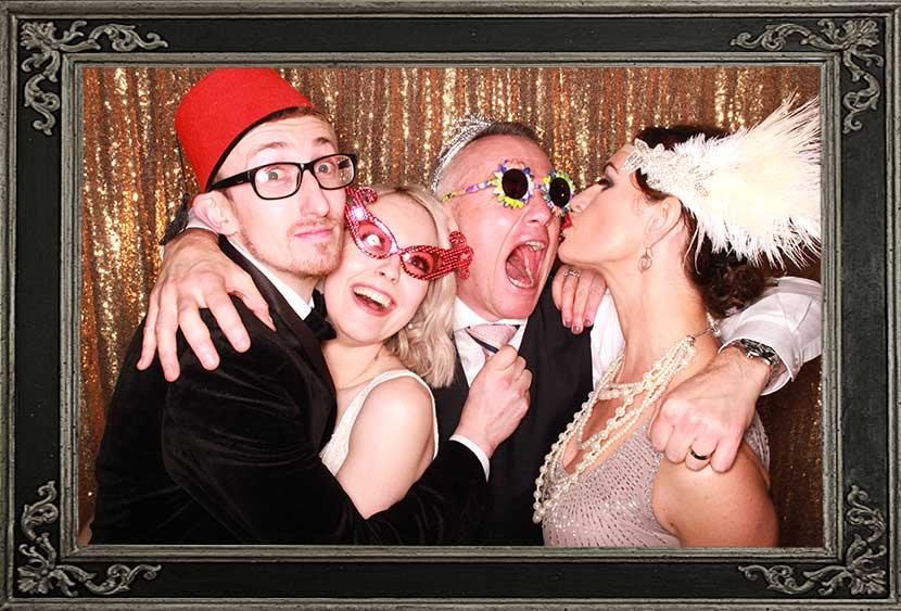 Oran Mor Glasgow Wedding Photo Booth Hire review Odd Box Scotland