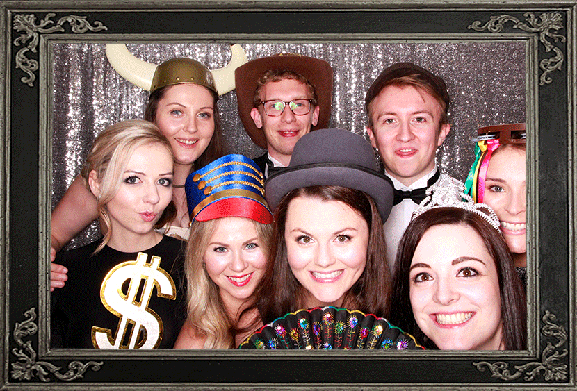 SYLA Spring Ball 2017 Glasgow Odd Box Photo Booth Review
