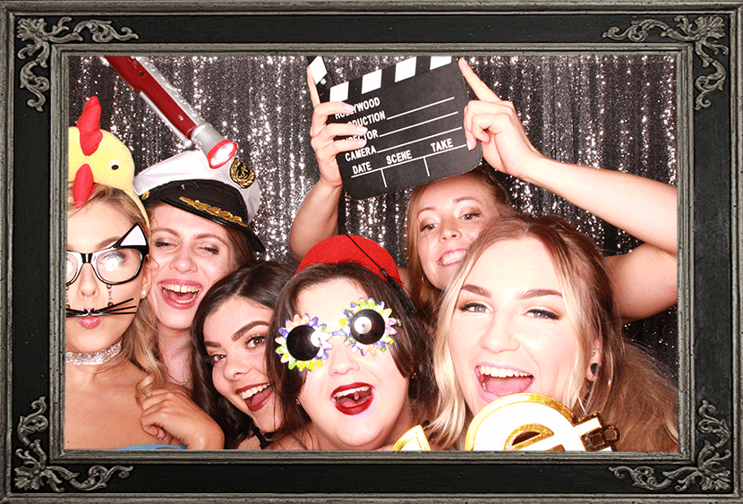 Dundee Photo Booth Hire Graduation Dundee University Law Ball 2017