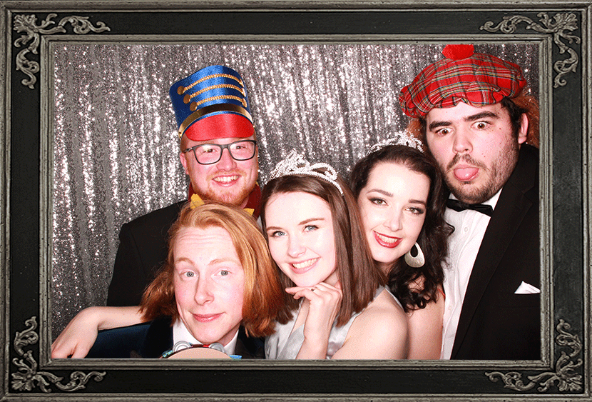 Graduation Photo Booth Hire Edinburgh Odd Box Review The Jam House
