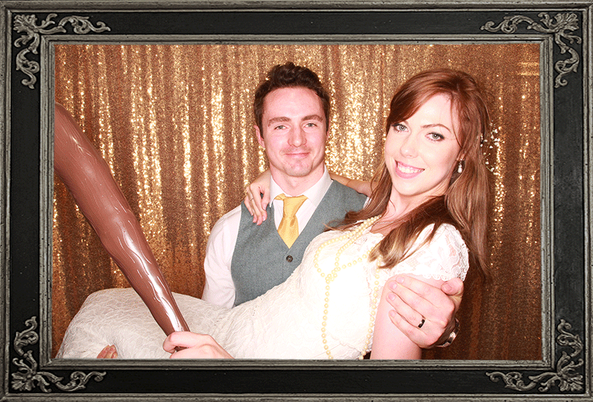 Duck Bay Hotel & Marina Loch Lomond Glasgow Wedding Review Odd Box Photo Booth Scotland