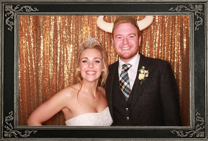 Gleddoch House Hotel Wedding Photo Booth Hire Review Odd Box Glasgow