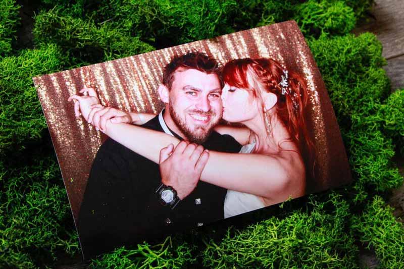 Extra Photo Booth Prints Odd Box