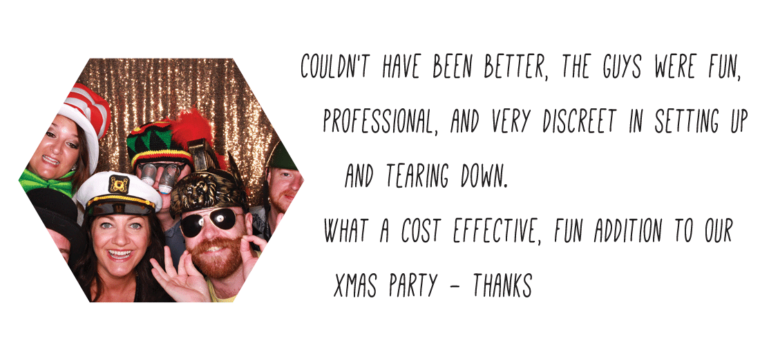 Corporate Photo Booth Hire Glasgow Review Odd Box Dell Christmas Party Light Night Club