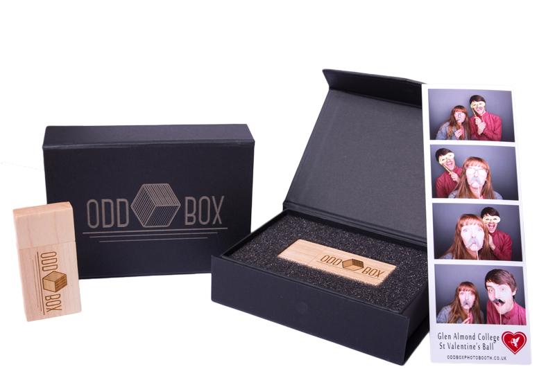 Photo Booth Prints USB Extras Scotland