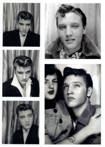 Elvis Preseley Photo Booth Odd Box