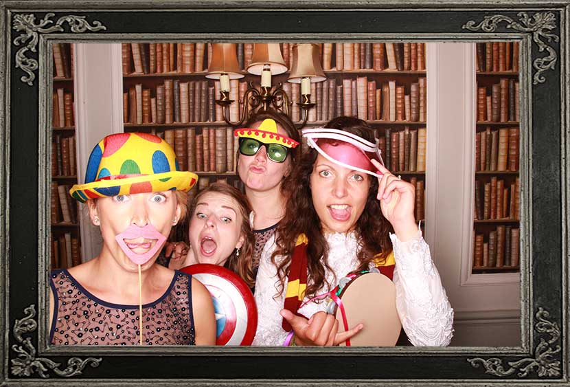 Macdonald Forest Hills Hotel Wedding review Photo Booth Odd Box Scotland