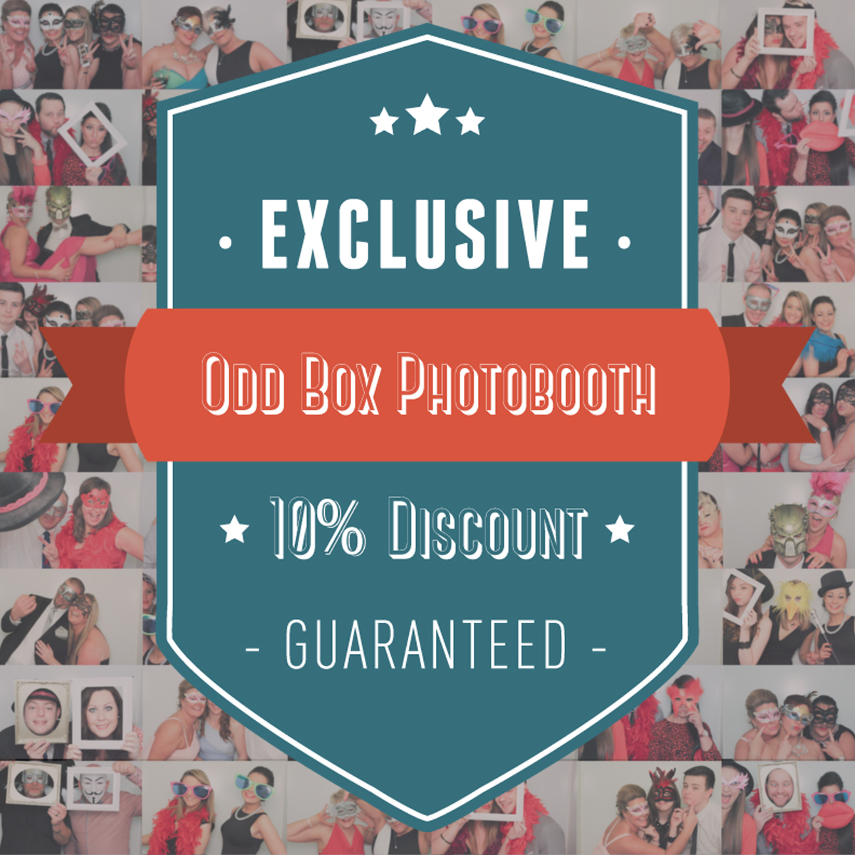 10% discount Photo Booth Scotland Prices Odd Box