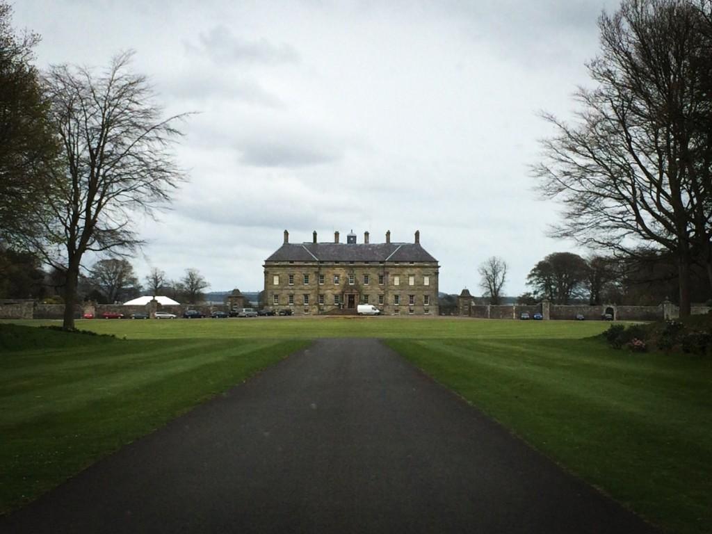 Kinross House Perthshire Scotland photo booth