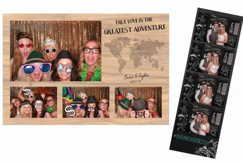 Photo Booth Custom Print Designs
