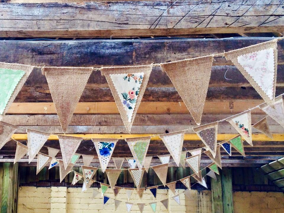 Comrie Croft Wedding Bunton Cow Shed