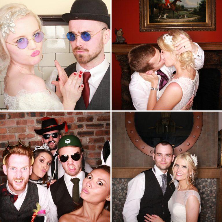 Wedding Venue Photo Booth Backdrop