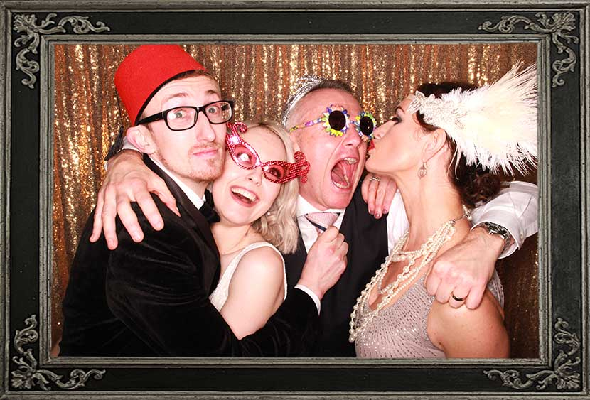 Oran Mor Glasgow Wedding Photo Booth Hire review Odd Box Scotland