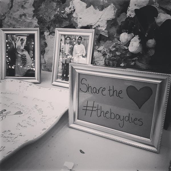 The Byre At Inchyra Wedding Memory Wall Photos Idea
