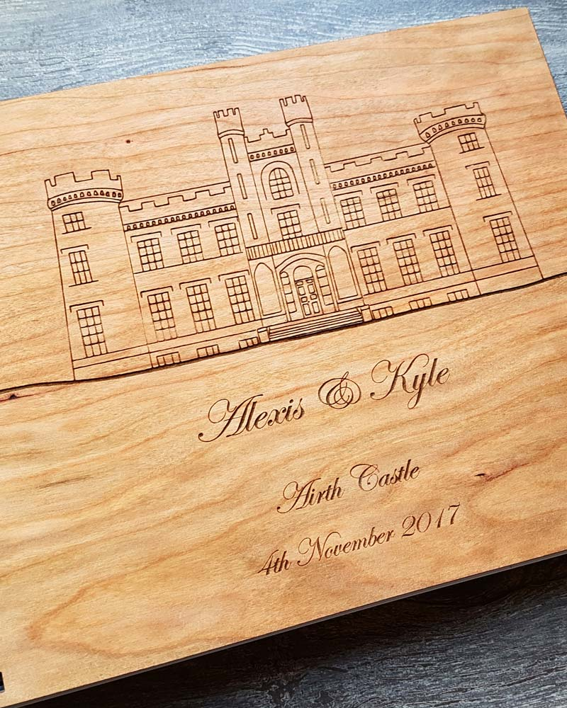 Airth Castle Guest Book
