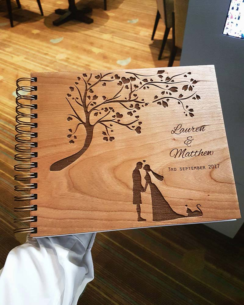 Lauren & Matthew's Guest Book