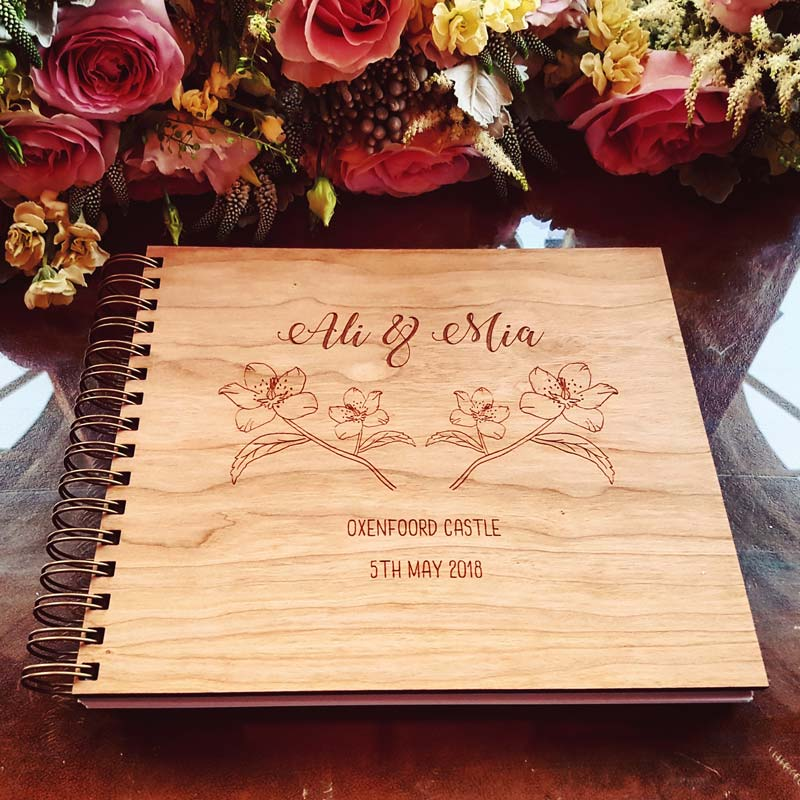 Oxenfoord Castle Guest Book