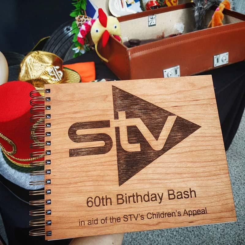 STV Guest Book