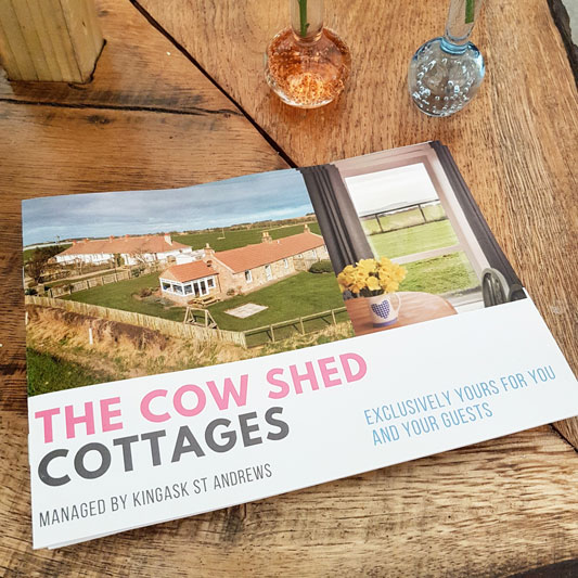 The Cow Shed Cottages Crail