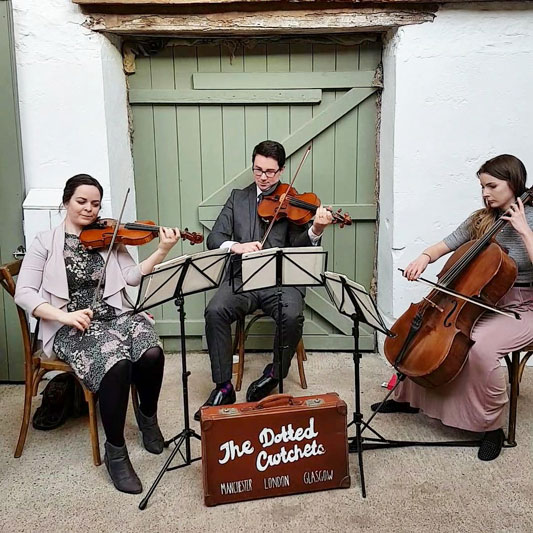 The Dotted Crochets Perform Game Of Thrones Theme Cow Shed Crail